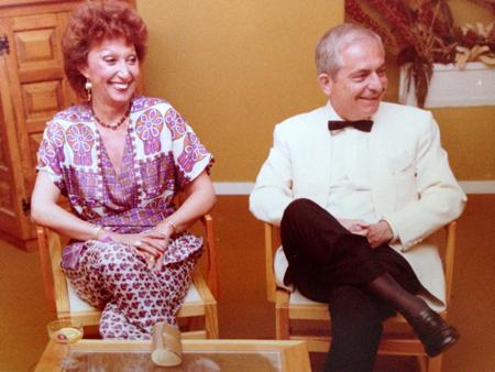Arrigo e Pia Pini